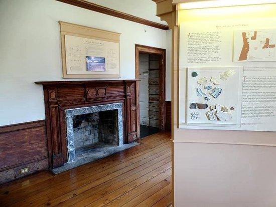 Mount Pleasant, Carolina del Sur: museum in cottage