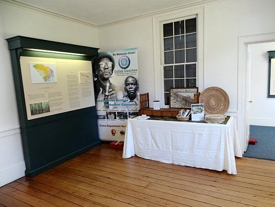 Mount Pleasant, ساوث كارولينا: museum in cottage