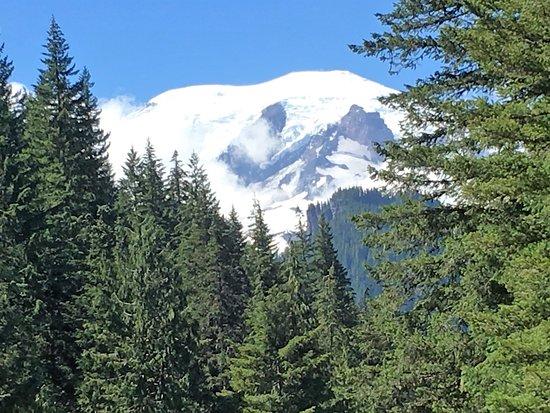 Yakima, Etat de Washington : Mount Rainier.