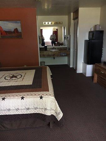 Torrey, UT: Our room