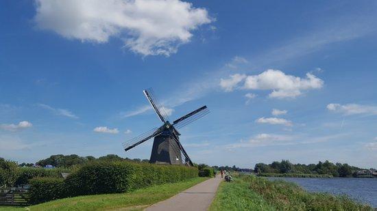Landsmeer, Países Bajos: Twiske Molen