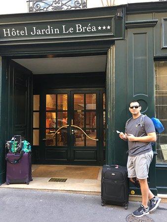 Hôtel Jardin Le Bréa : photo0.jpg