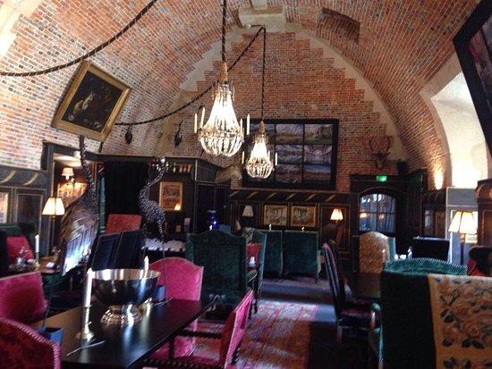 Le Neubourg, Frankrig: Restaurant Le Café Garcia