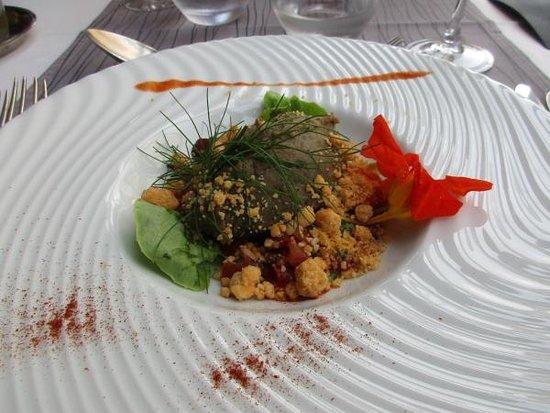 Wangenbourg, France: Caviar d'aubergines
