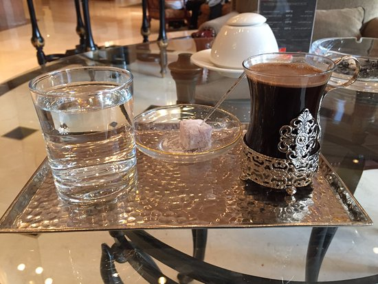 InterContinental Citystars Cairo: Don't miss Turkish Coffee served at loby lounge if you are a coffe lover.
