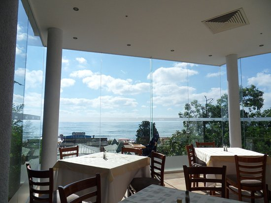 Luna Hotel: Great see view from restaurant