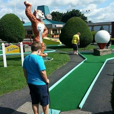 Cortland Miniature Golf Course