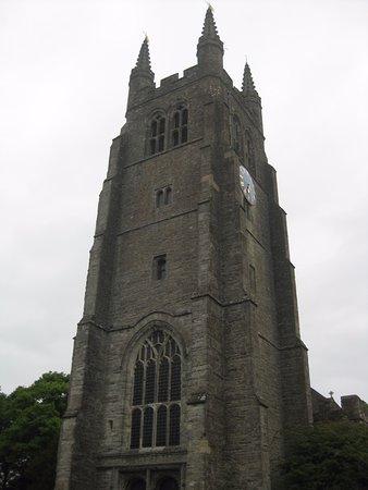 Tenterden, UK: The church tower