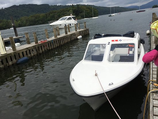 Bowness-on-Windermere, UK: Great