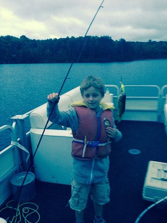 Elliot Lake, Canada: The kiddies love it!