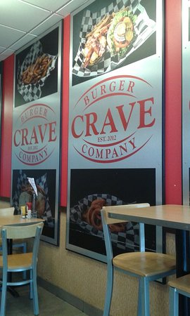 Moorhead, MN: A lot of crave fries