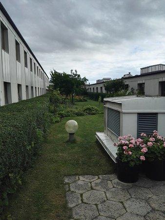 Hotel Garden: la terrazza al 6°