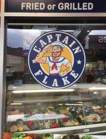 Williamstown, Australia: Captain Flake
