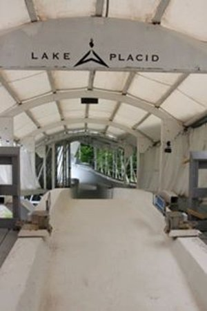 Bobsled and Luge Complex: Starting Gate