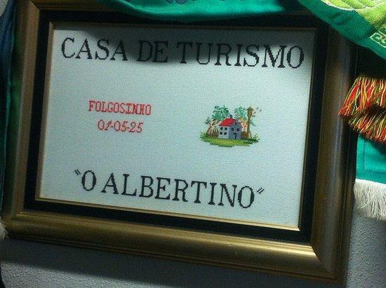 Gouveia, Portugal: Bem tradicional.