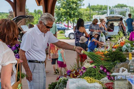 Downtown Farmers Market : Very fresh