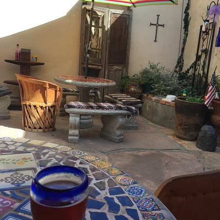 Mesilla, NM: Laid back!