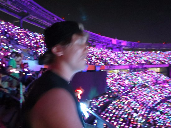 East Rutherford, NJ: Xylobands for all!!!