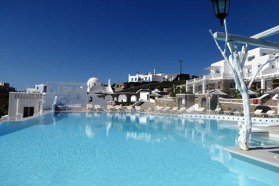 Agios Sostis, กรีซ: The beautiful pool