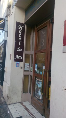 Hotel des Arts Photo