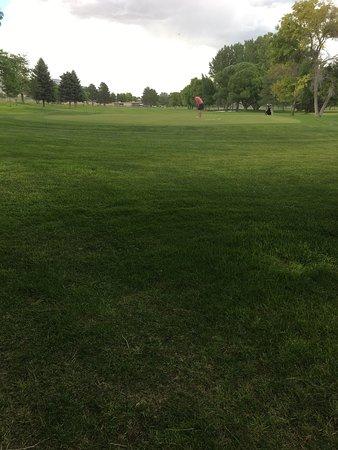 Richfield, UT: Cove View Golf Course