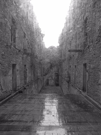 Bodmin Jail : The at times spooky and very atmospheric Jail