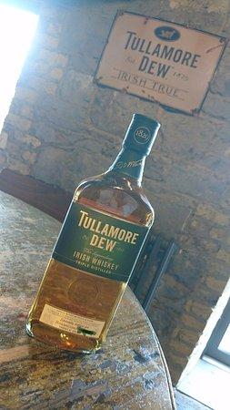 Tullamore, Irland: Эксклюзив с кириллицей на фирменной этикетке (см.отчет как)
