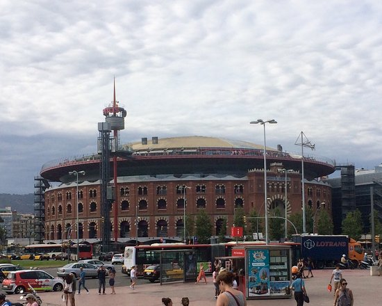 Provincia di Barcellona, Spagna: Arenas de Barcelona