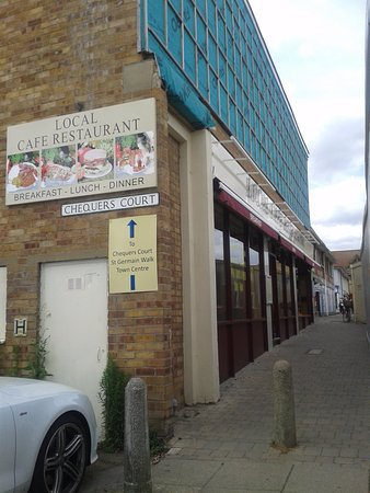 Local Restaurant  from Info Halal Food