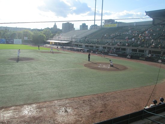 Edmonton Ballpark (Formerly known as TELUS Field)