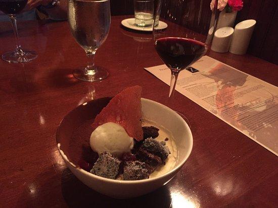 Γουάλα Γουάλα, Ουάσιγκτον: dessert