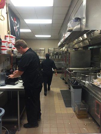 Γουάλα Γουάλα, Ουάσιγκτον: kitchen