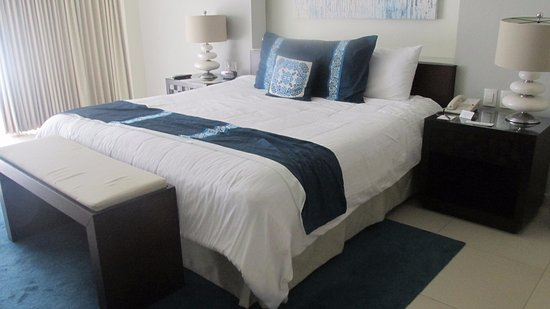 Marival Residences Luxury Resort Nuevo Vallarta: Recamara principal