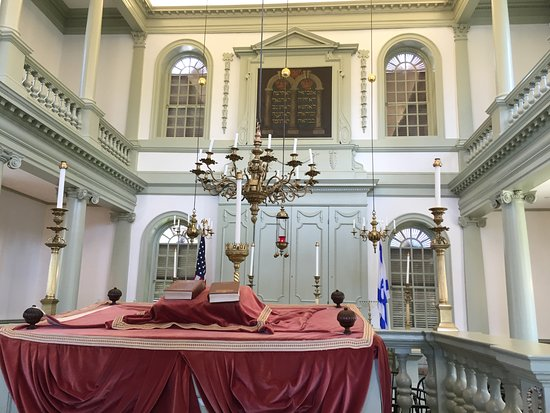 Touro Synagogue