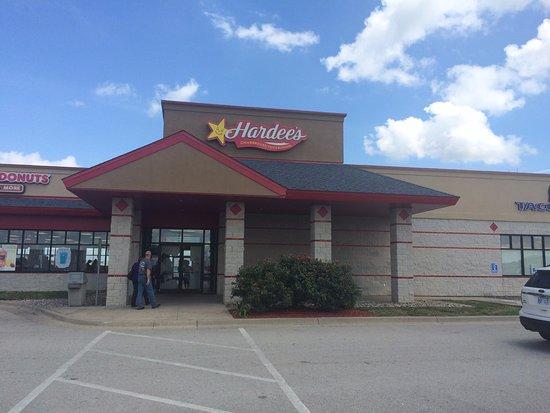 Tecumseh, KS: Front entrance