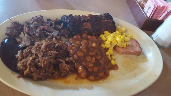 Tahlequah, OK: My Place Bar-b-q