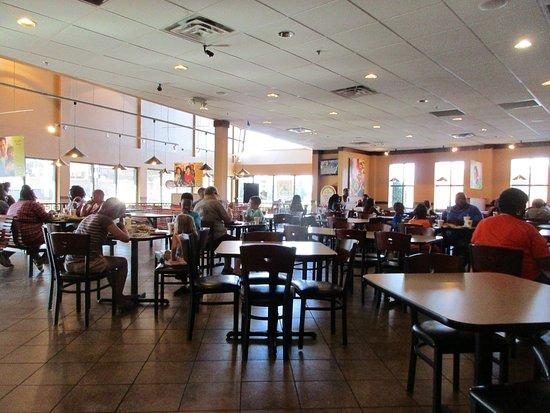 Stockbridge, GA: Dining Room