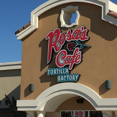 Round Rock, TX: Rosa's from the outside.