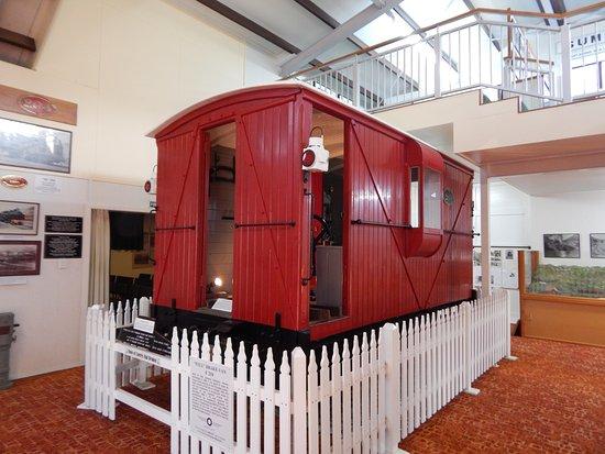 Featherston, New Zealand: vagones