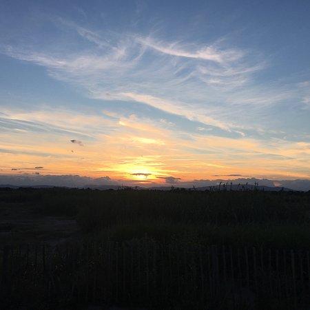 Torreilles, Frankrig: Coucher de soleil