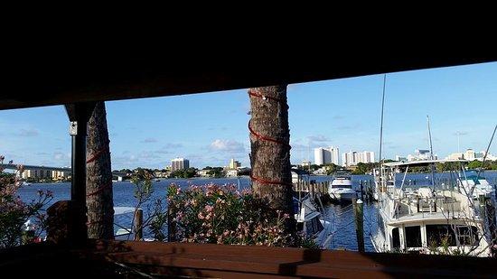 Caribbean Jack's: Beautiful view!
