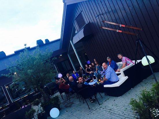 Drangedal, Norway: Stemingsbilde