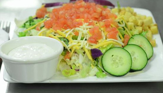 Frisco, TX: Woody's Salads
