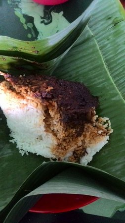 nasi itik gambut tenda biru banjarmasin restaurant reviews photos tripadvisor