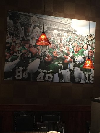 East Lansing, MI: Michigan State Memorabilia