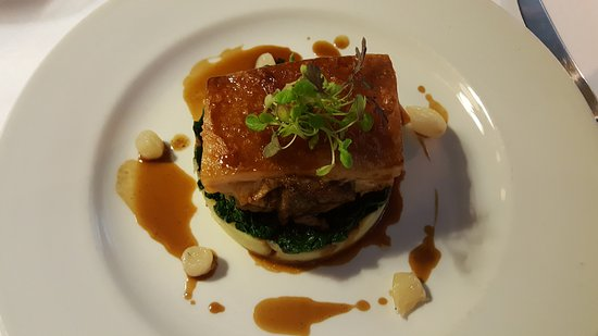 Drogheda, Irlandia: Pork belly main