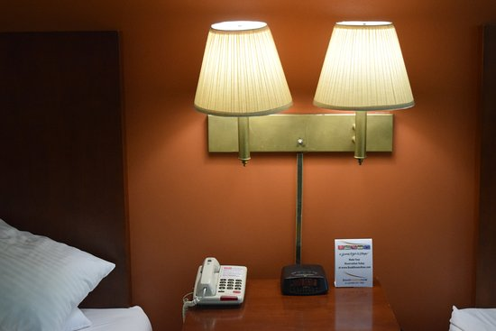 Plymouth, NH: nightstand
