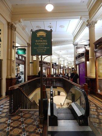 Greater Wellington, Yeni Zelanda: Vista interior