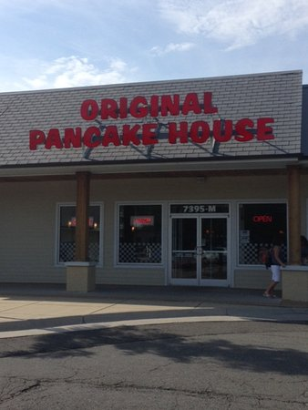 The Original Pancake House: Approach