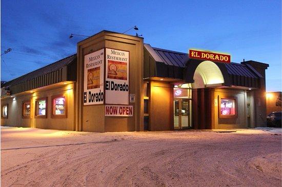 El Dorado Mexican Restaurant Corner Of Tudor And Old Seward